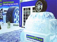 Шина GoodYear UltraGrip Ice Arctic обладает рядом инновационных преимуществ